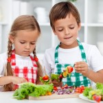 ENJOY YOUR HEALTHY MEALS WITH YOUR KIDS AND KEEP THEM HEALTHY ALL LIFE