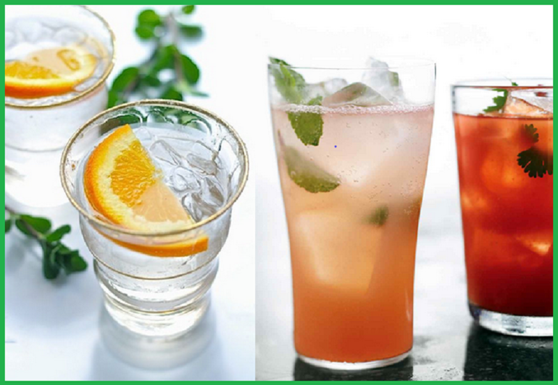 healthy drinks for summer season