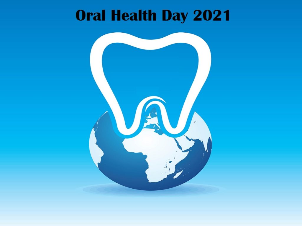 oral health day 2021